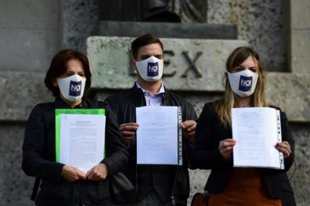 Nabestaanden slachtoffers COVID-19 in Bergamo nemen gerechtelijke stappen