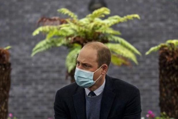 """Coronavirus - """"Ook prins William raakte dit voorjaar besmet met coronavirus"""""""
