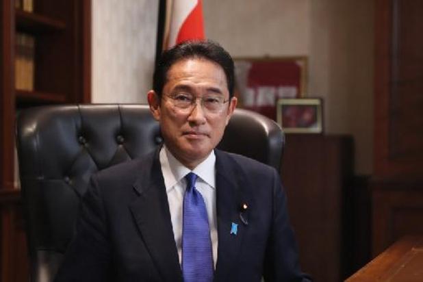 Fumio Kishida door parlementsleden tot premier Japan verkozen