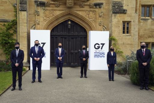 Gezondheidsministers G7: meer samenwerking tegen toekomstige pandemieën