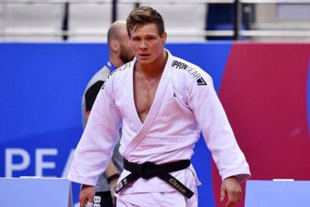 Grand Chelem de Paris: Matthias Casse en finale chez les moins de 81 kg