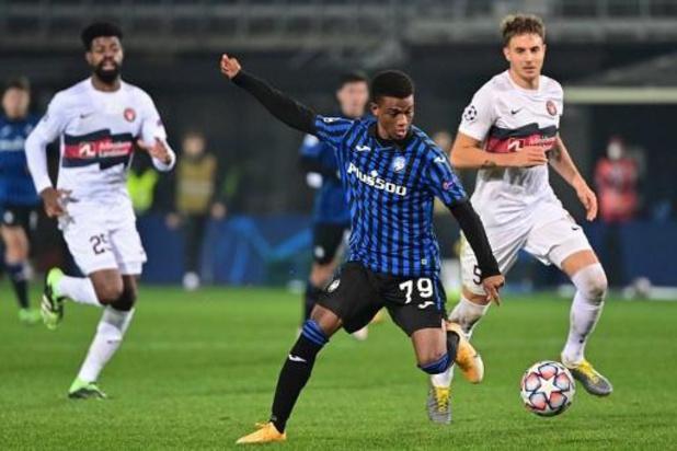 Amad Diallo quitte l'Atalanta pour Manchester United