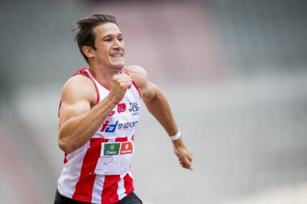 Thomas Van der Plaetsen start sterk, olympisch ticket blijft mogelijk