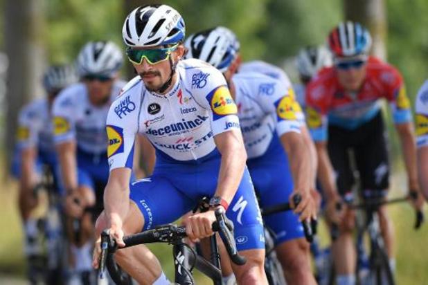 Julian Alaphilippe défendra ses titres aux Strade Bianche et à Milan-Sanremo