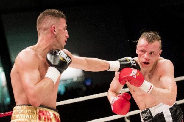 Fight Night de Roosdael - Meriton Karaxha, Geram Eloyan et Montasar Mechri victorieux avant la limite