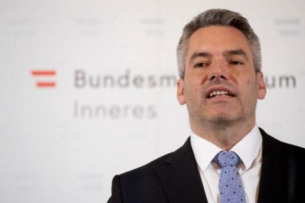 Oostenrijkse politie houdt grote actie tegen radicale islamisten