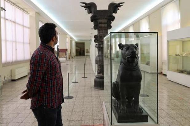En Iran, les musées rouvrent après plus d'un an de fermeture