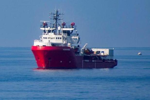 Asiel en Migratie - Ocean Viking redt opnieuw 73 migranten