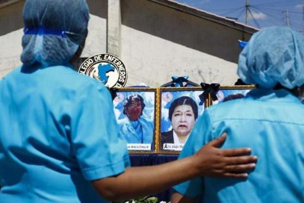 Peru heeft hoogste sterftecijfer door COVID-19
