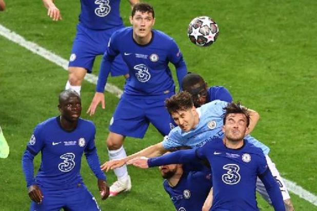 Champions League - Chelsea wint voor de tweede keer de Champions League na nipte zege tegen Manchester City