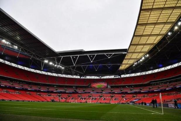 Coronavirus - Engelse bond stelt Wembley beschikbaar voor Premier League