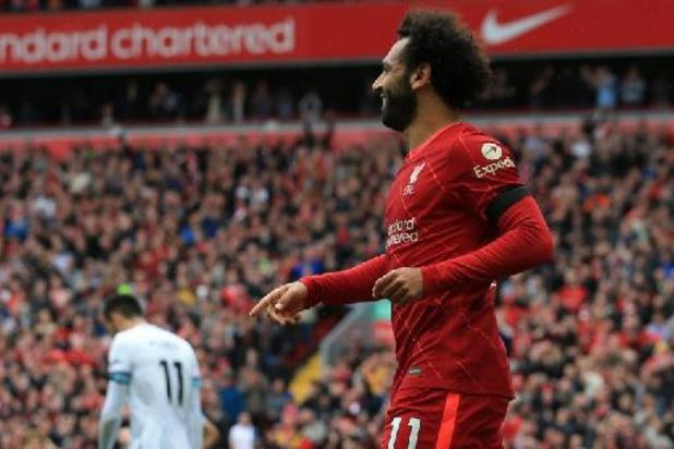 Liverpool empêche Salah de se rendre en Égypte pour le match contre l'Angola