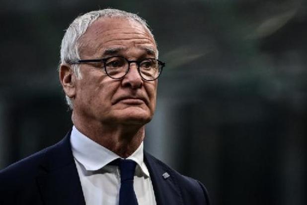 Claudio Ranieri wordt coach van Watford en Kabasele