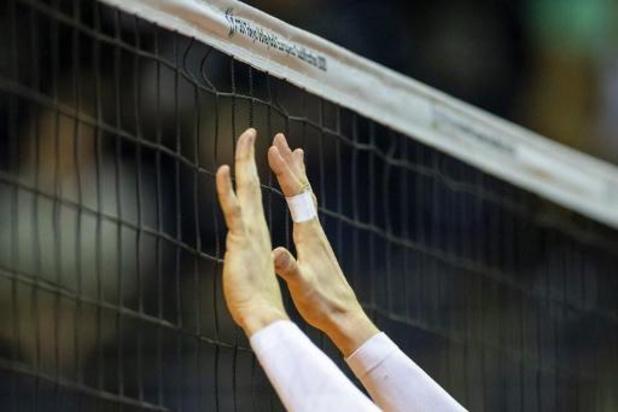 Les compétitions de volley des divisions inférieures ne reprendront pas cette saison