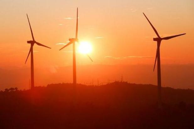 Vele wind zorgt voor negatieve stroomprijzen