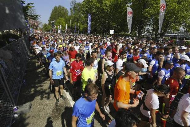 30.500 participants aux 10 Miles d'Anvers