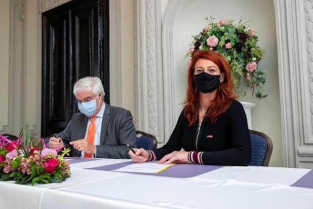 Politie en stad Kortrijk bereiden zich voor op amokmakers tijdens coronaprotest