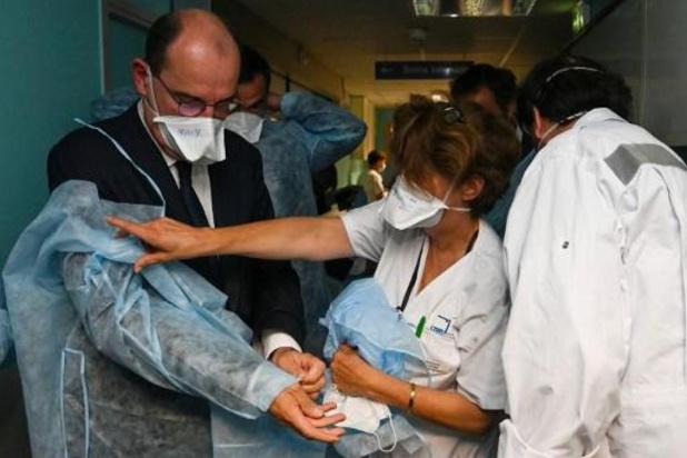 Coronavirus - France: plus de 3.000 nouveaux cas de Covid-19 en 24 heures
