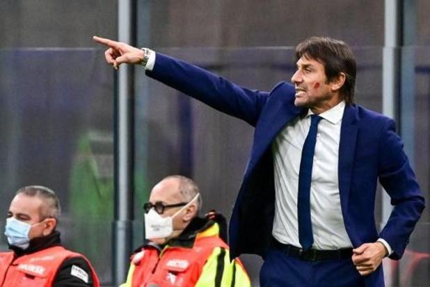 """Conte (Inter Milan): """"Parler des absences du Real Madrid me fait un peu sourire"""""""