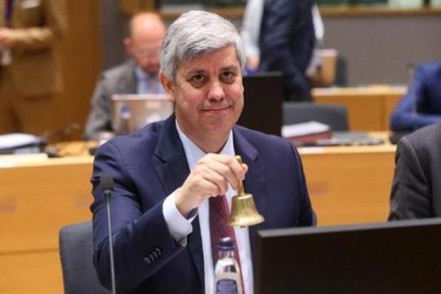 Europese ministers van Financiën zwakken 'eurobegroting' fors af