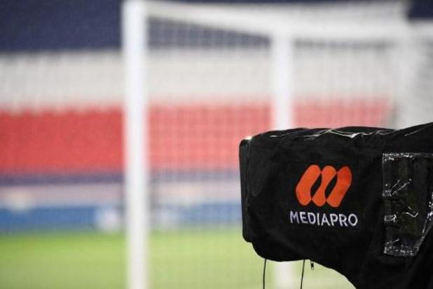 Le retrait de Mediapro validé par la justice, la Ligue récupère ses droits TV