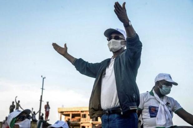 Presidentsverkiezingen Guinee - Nog geen resultaten, maar uitdager roept zichzelf al uit als winnaar