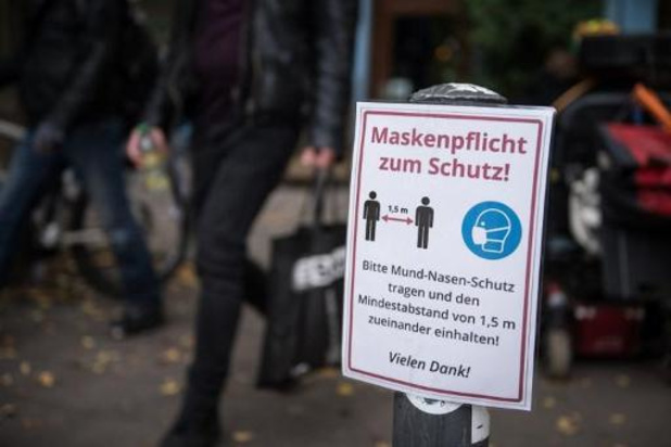 Opnieuw meer dan 11.000 nieuwe coronabesmettingen in Duitsland
