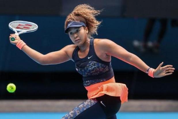 Open d'Australie - Osaka en quarts en écartant deux balles de match contre Muguruza