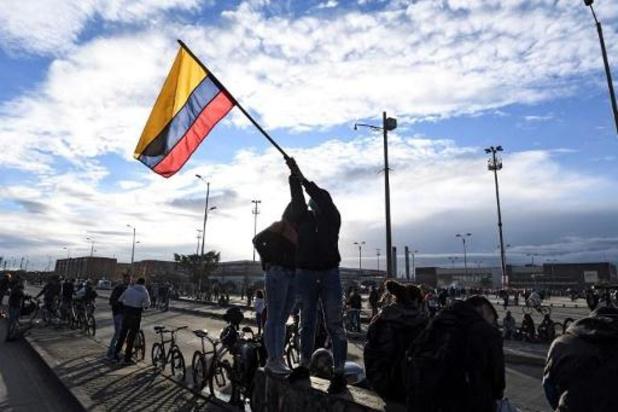 Meer dan veertig doden in dertien dagen bij protesten in Colombia