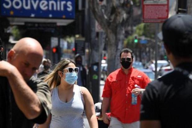 Voor het eerst meer dan 50.000 besmettingen per dag in Verenigde Staten