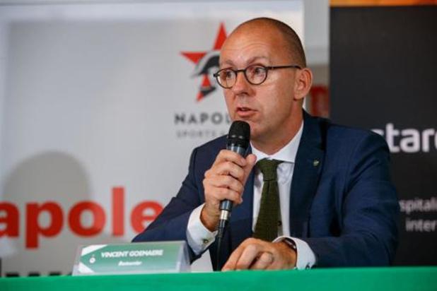 Jupiler Pro League - Vincent Goemaere officiellement nouveau président