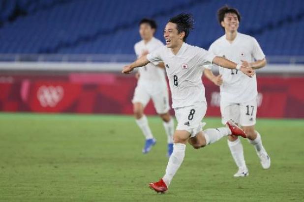 Ex-STVV'ers Tomiyasu en Endo, en scorende Miyoshi gaan met perfect rapport kwartfinales in