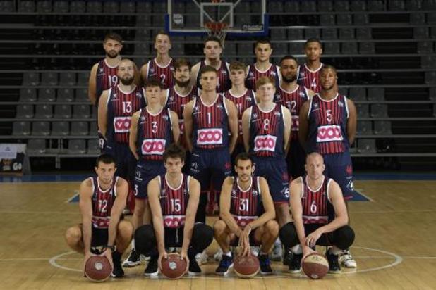 Euromillions Basket League: Liège Basket envisage de déposer le bilan d'ici fin décembre