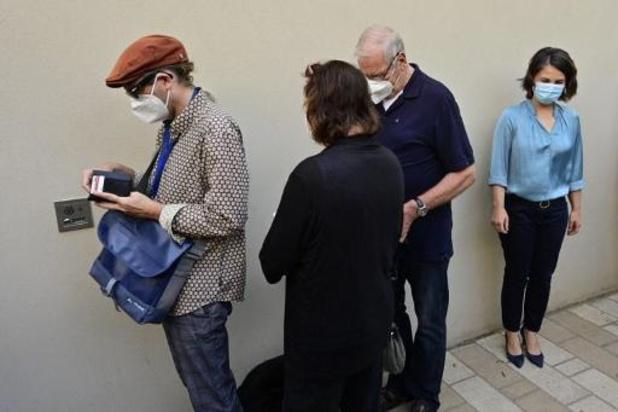 Bom van WOII gevonden in Duitse Wuppertal in de buurt van vijf stembureaus
