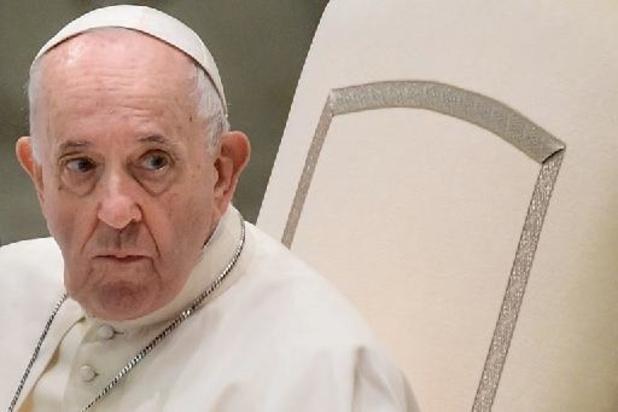 """Pédocriminalité en France: le pape exprime """"sa honte"""""""