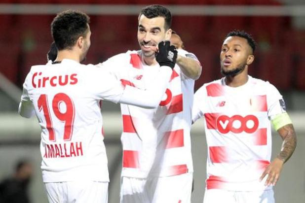 Standard rukt met 0-4 zege in Mechelen naar vijfde plaats op