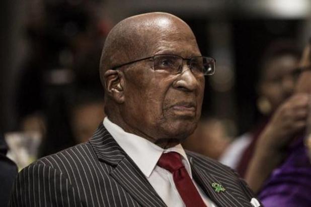 Décès du Sud-Africain Andrew Mlangeni, figure de la lutte anti-apartheid