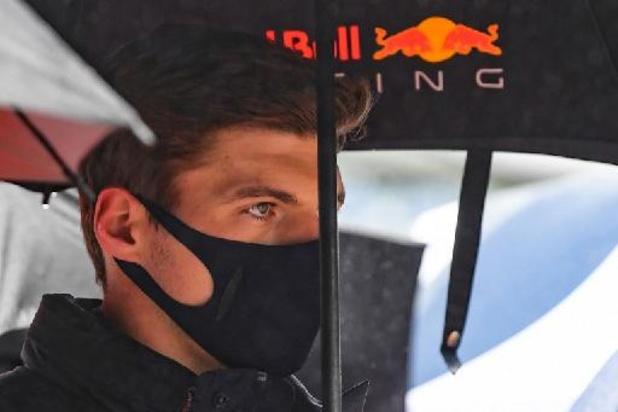 F1 - GP van België - Race definitief stopgezet, Max Verstappen krijgt zege cadeau