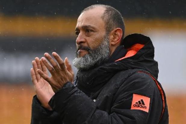 Premier League - Nuno Espirito Santo s'installe sur le banc de Tottenham