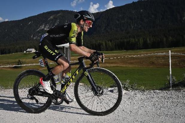Derde ritzege Ronde van Catalonië levert Yates leiderstrui op