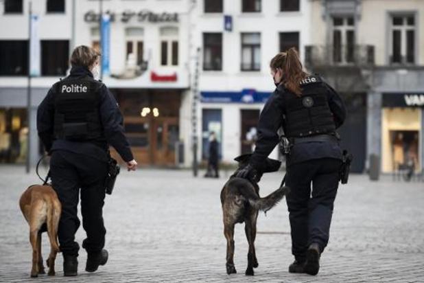 Près de 185.000 Belges pris en infraction aux règles corona