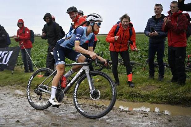 Elizabeth Deignan wint 1e editie Parijs-Roubaix, geen glansrol voor D'hoore bij afscheid