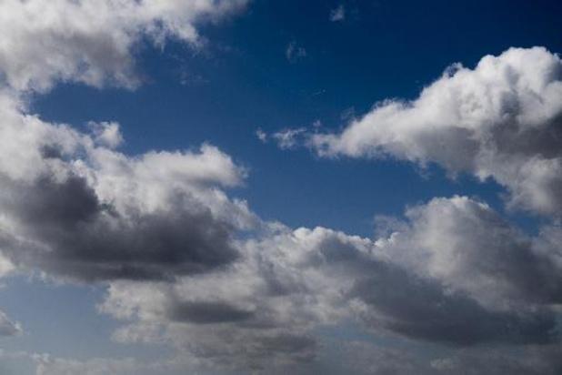 Un temps nuageux mais sec pour finir la semaine