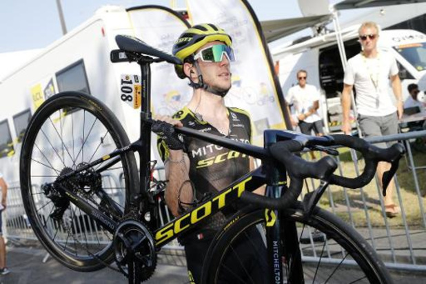 Mitchelton-Scott mikt met Simon Yates op eindzege in Giro