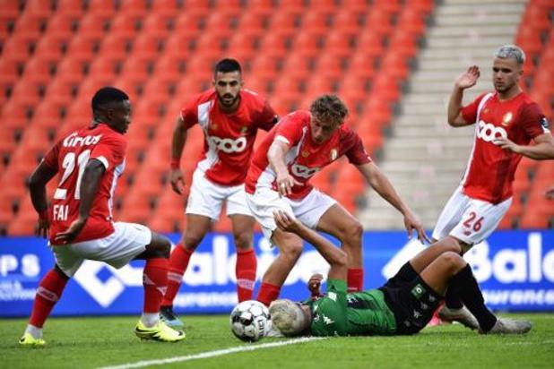 Jupiler Pro League - Le Standard réussit ses débuts contre le Cercle (1-0), l'Antwerp bloqué par Mouscron