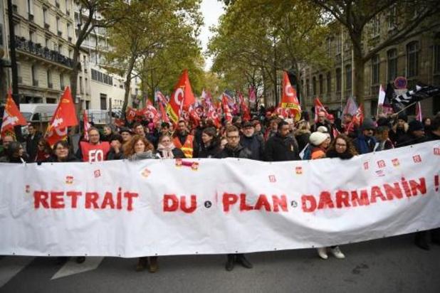 Plainte pour viol: réexamen du non-lieu dont a bénéficié le ministre français Darmanin