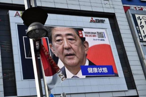 Shinzo Abe kondigt officieel ontslag aan