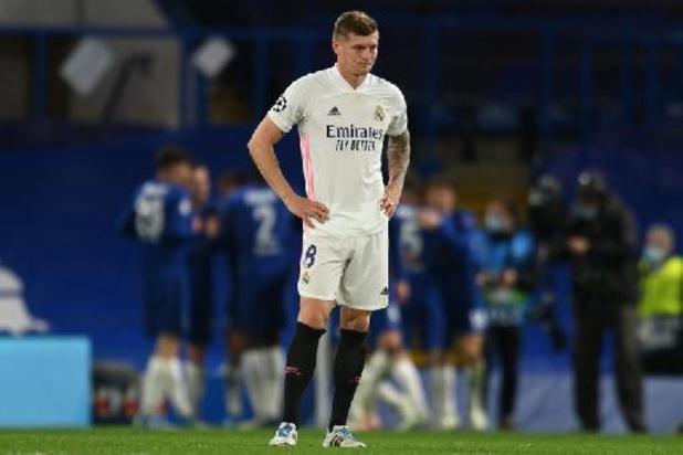 Ligue des Champions - Toni Kroos, qui n'a toujours pas joué cette saison, de retour dans la sélection du Real
