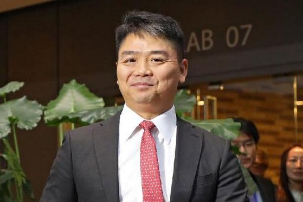 Chine: le patron du géant de l'e-commerce JD.com se met en retrait