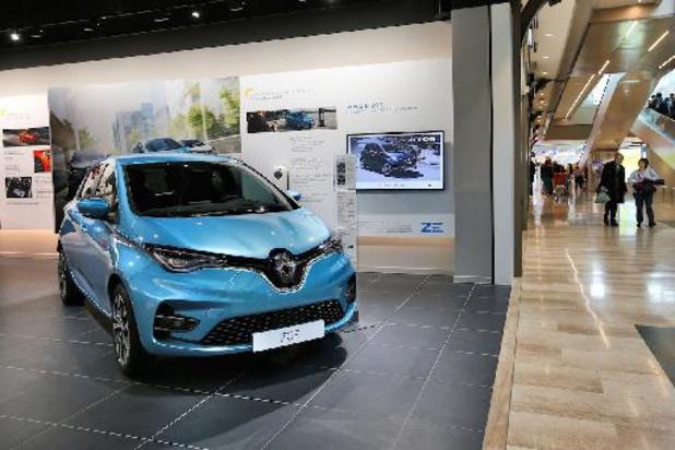 Renault nu ook aanwezig in winkelcentra
